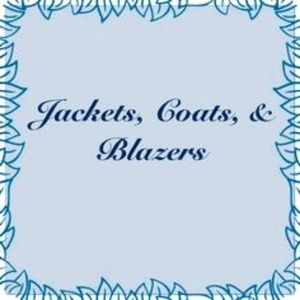 Ladies Blazers, Jackets and Sweaters